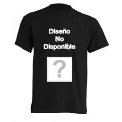 Camiseta Diseño No Disponible