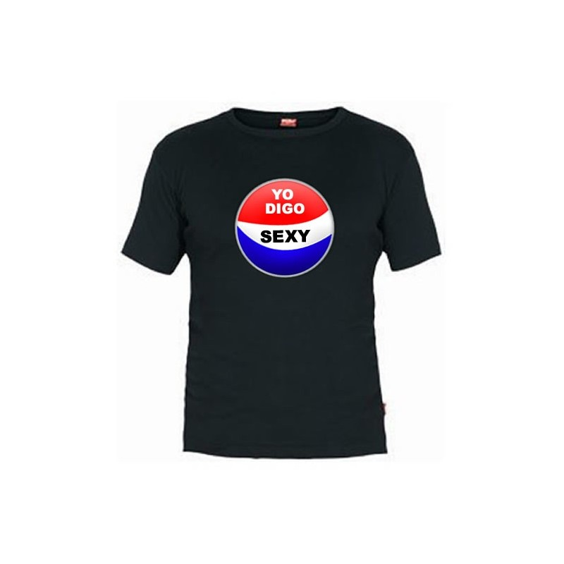 Camiseta Soy Sexi