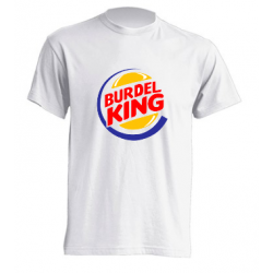 Camiseta Burdel King