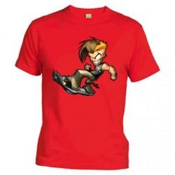 Camiseta Skater