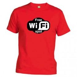 Camiseta Wifi