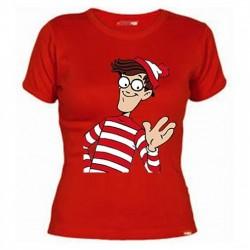 Camiseta Wally