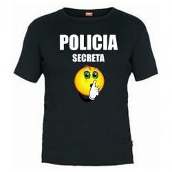 Policia Secreta Shhh