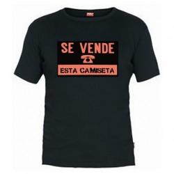 Se Vende Camiseta