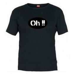 Camiseta Oh