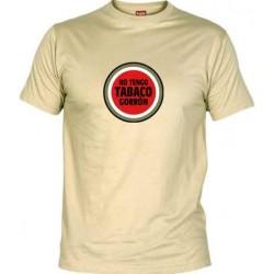 Camiseta No tengo Tabaco Gorron