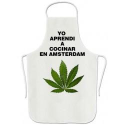 Yo aprendi a cocinar en Amsterdam