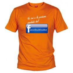 Camiseta Facebukkake